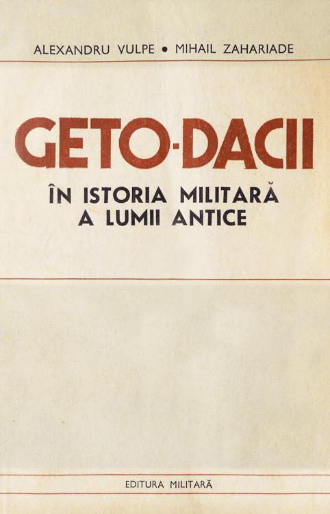 Geto-dacii în istoria militară a lumii antice