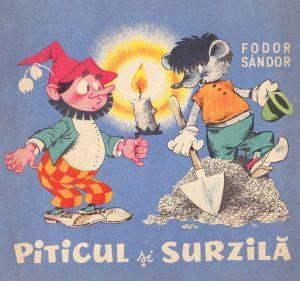 Piticul si Surzila - de Fodor Sandor, ilustratii Livia Rusz