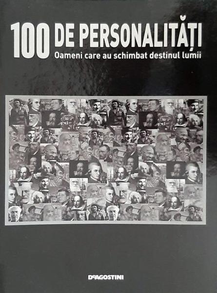 Seria DeAgostini colectia 100 personalitati biblioraft