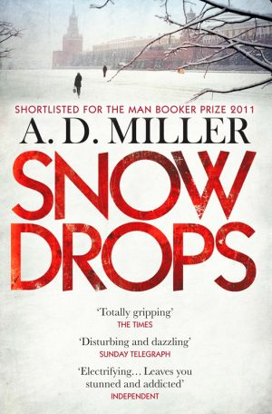 A.D. Miller - Snow Drops||Batman Returns - Craig Shaw Gardner