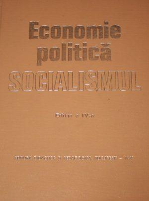 Economie politica - Socialismul - Academia R.S. România