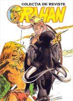 Colectia completa revista Rahan (56 numere)