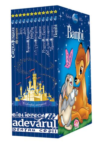 Colectia Disney Clasic (Adevarul Pentru Copii)||The Devil Rides Out - Dennis Wheatley