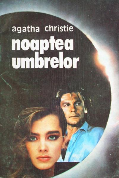 Noaptea umbrelor - Agatha Christie