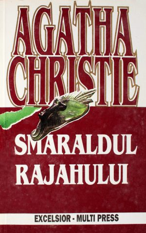 Smaraldul Rajahului - Agatha Christie