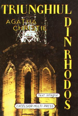 Triunghiul din Rhodos - Agatha Christie