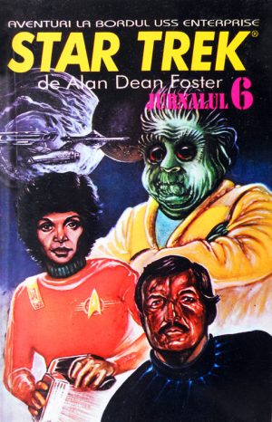 Alan Dean Foster - Star Trek 6