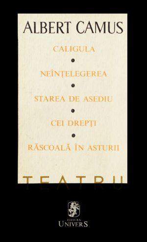 Teatru - Albert Camus