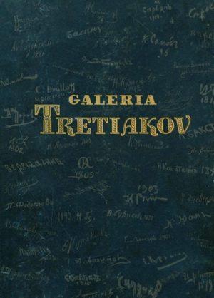 Galeria Tretiakov - Album de arta