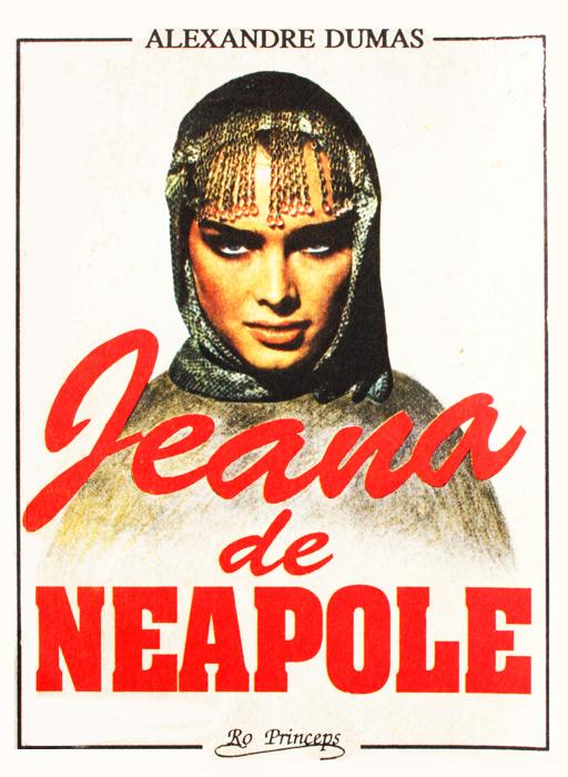 Jeanna de Neapole - Alexandre Dumas
