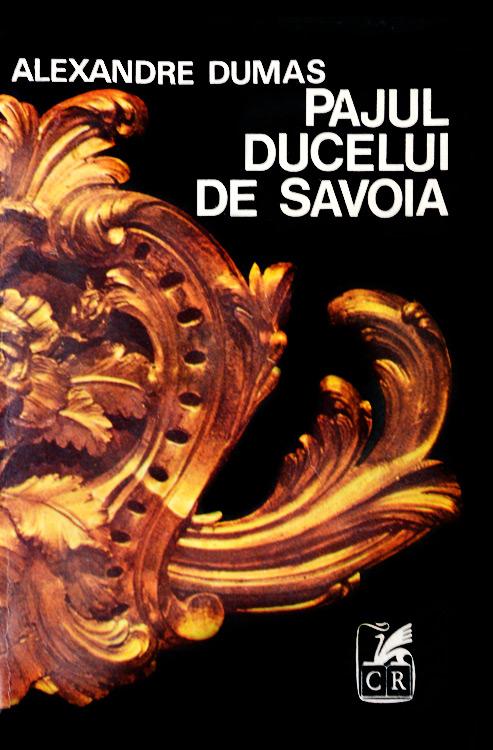 Pajul ducelui de Savoia - Alexandre Dumas