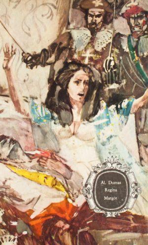 Regina Margot (editia de lux) - Alexandre Dumas