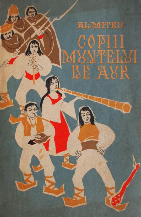 Copiii Muntelui de Aur - Alexandru Mitru