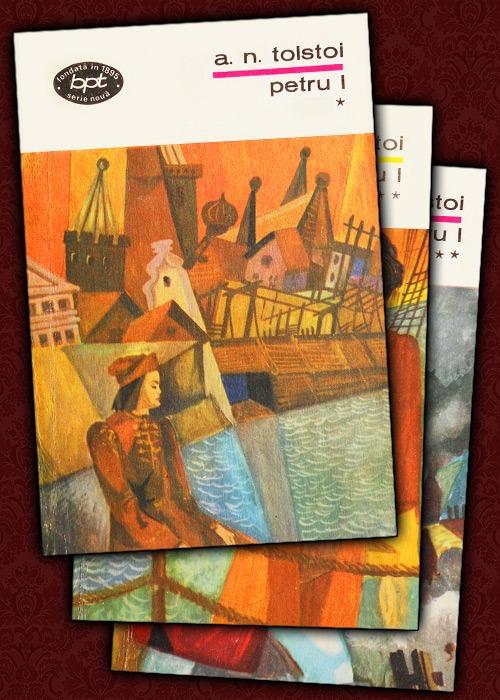 Petru I (3 vol.) - Alexei Tolstoi