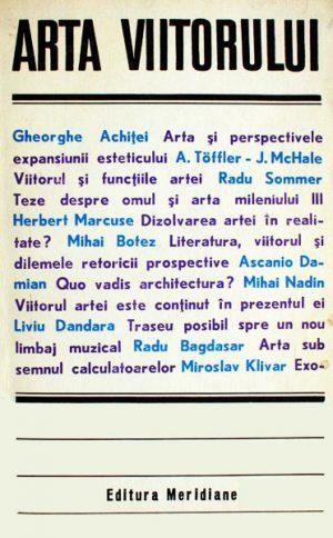 Arta viitorului - Antologie