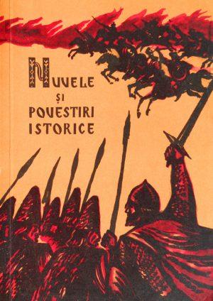 Nuvele si povestiri istorice - Antologie