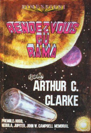 Rendez Vous cu Rama - Arthur C. Clarke