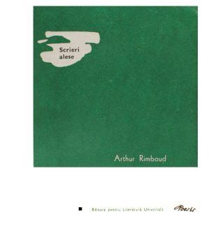 Scrieri alese - Arthur Rimbaud