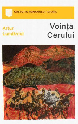 Vointa cerului - Artur Lundkvist