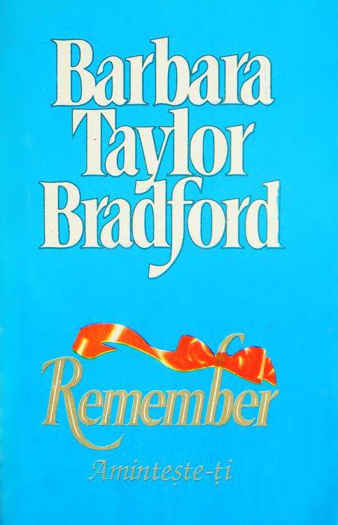 Remember - Barbara Taylor Bradford