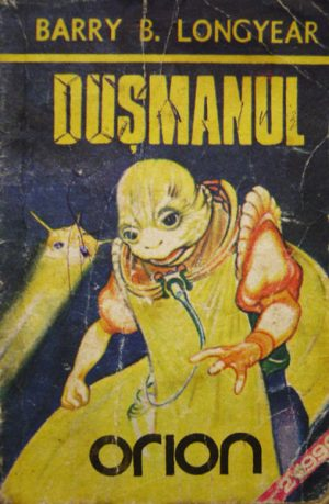 Dusmanul - Barry B. Longyear