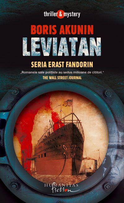 Leviatan - Boris Akunin