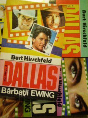 Dallas (3 volume) - Burt Hirschfeld