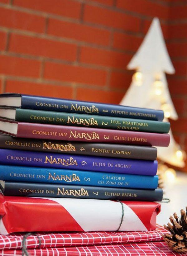 C.S. Lewis – Colecția completă Cronicile din Narnia (7 volume)
