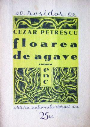 Floarea de agave (editia princeps