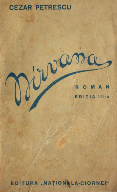 Nirvana (editia III-a) - Cezar Petrescu