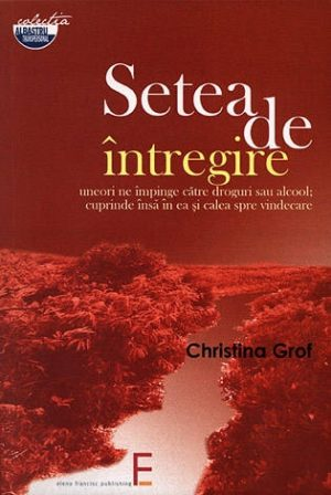 Setea de intregire - Christina Grof