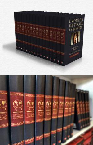 Cronica ilustrata a omenirii (16 volume)