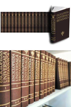 Enciclopedia Universala Britannica (16 volume)