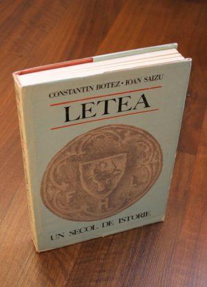 Letea - un secol de istorie - Constantin Botez