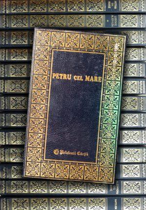 Petru cel Mare (editie de lux) - Constantin Ionescu-Boeru
