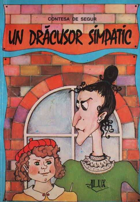 Un dracusor simpatic - Contesa De Segur