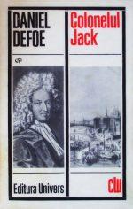 Colonelul Jack - Daniel Defoe