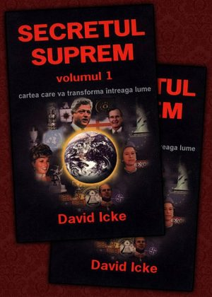 David Icke - Secretul suprem||David Icke - Secretul suprem