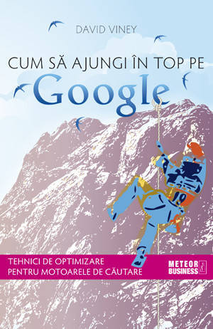 Cum sa ajungi in top pe Google - David Viney