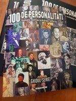 """Colecția completă """"100 personalitati - oameni care au schimbat destinul lumii"""""""