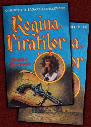 Regina piratilor (2 vol.) - Diana Norman