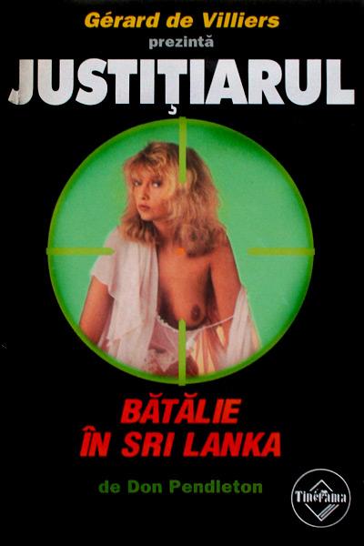 Justitiarul: Batalie in Sri Lanka - Don Pendleton