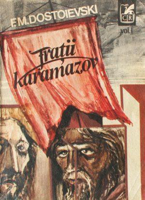 Fratii Karamazov (2 vol.) - Dostoievski