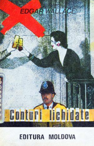 Conturi lichidate - Edgar Wallace