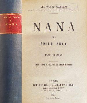 Nana (1924) - Emile Zola