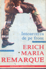 Intoarcerea de pe front - Erich Maria Remarque