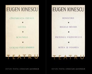 Teatru (2 vol.) - Eugene Ionesco / Eugen Ionescu