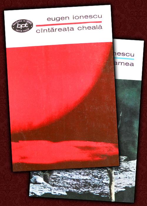 Teatru (2 volume: Cantareata cheala