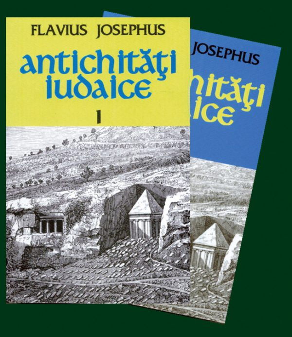 Antichitati iudaice (2 vol.) - Flavius Josephus
