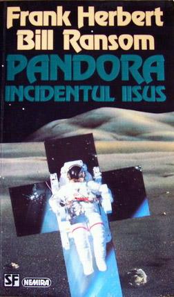 Pandora. Incidentul Iisus - Frank Herbert